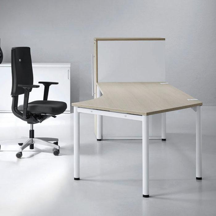 table de bureau ceka cenform x 2