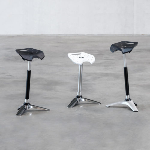 tabouret ergonomique ongo stand