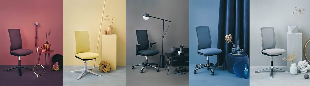 Hag mesh chaise ergonomique