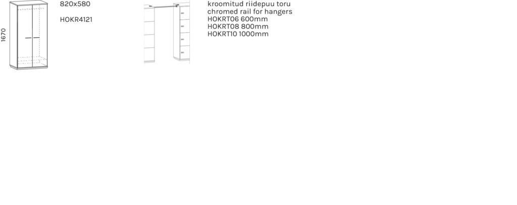 Joonis HOK riidekapp ja stange 10 1024x406 1