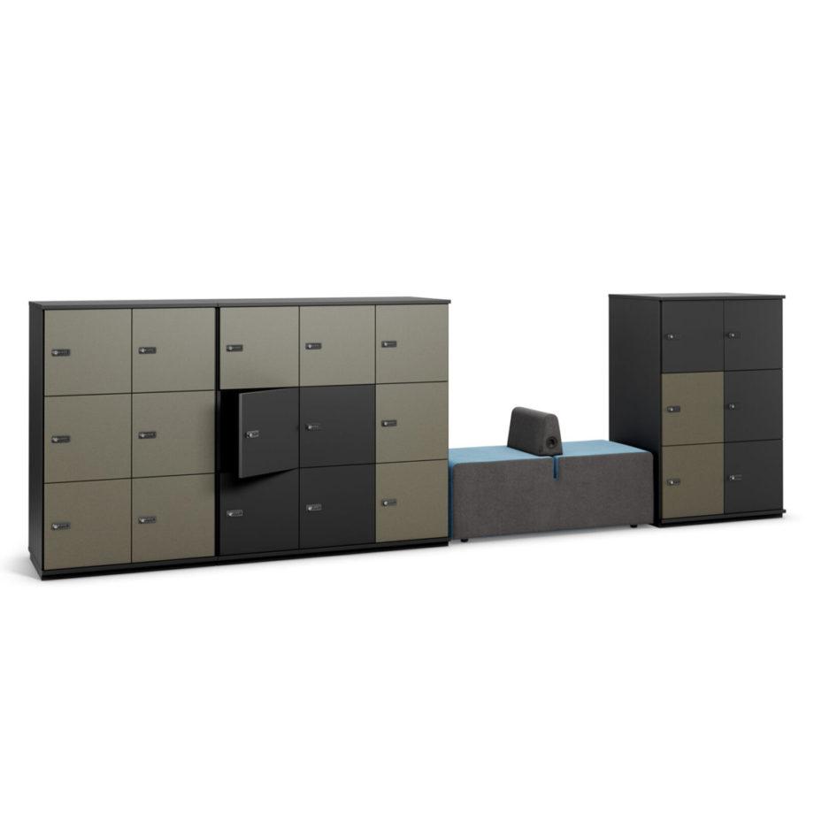 Systeme de casier Hok 1